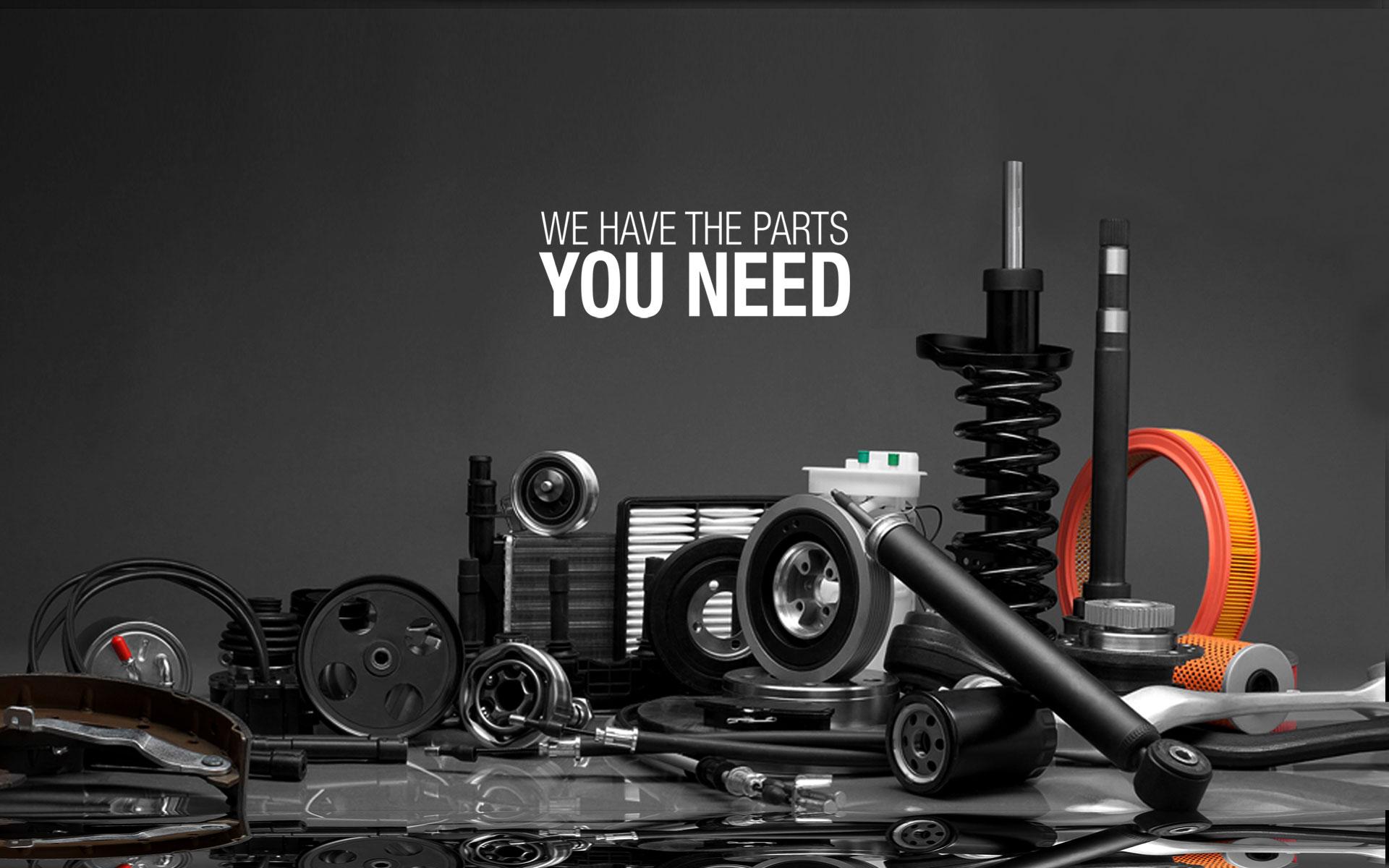 spare parts pakistan sales