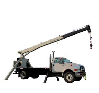 National Crane Boom Trucks