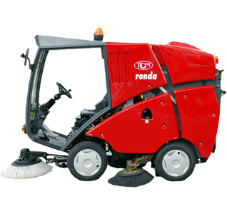 RCM Sweepers and Cleaners