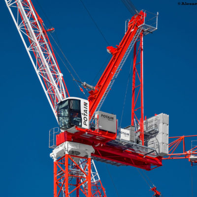 MR 225 A-MR-Tower-Crane potain