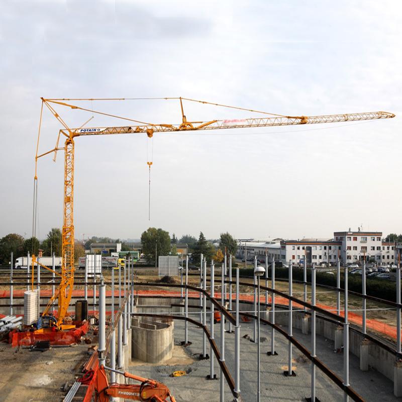 Potain-Igo-T85A-igo-t-Self-erecting-crane-Tower-crane