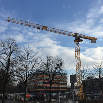 mct 50 mct tower cranes potain