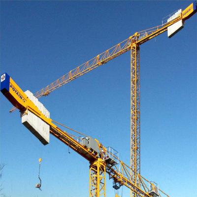 mct 88 mct tower cranes potain