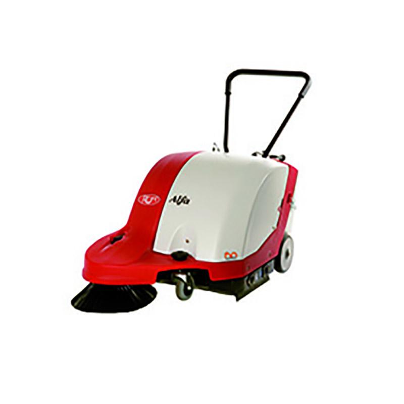 Alfa E Carpet Sweeper machine rcm