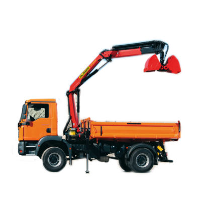 Small - Lifting Capacity ( 0.7 to 9.4) Meter Ton
