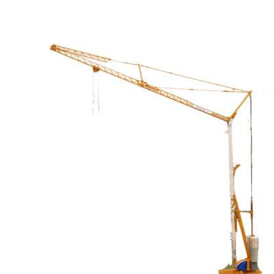 Igo Self-Erecting Crane