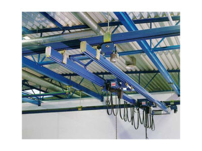 twin crane system