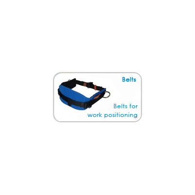 Belts – Belts for work positioning