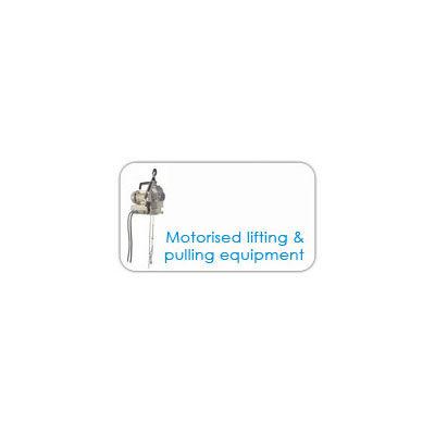 Motorised Lifting & Pulling Equipment