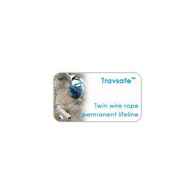 Travsafe – Twin wire rope permanent lifeline