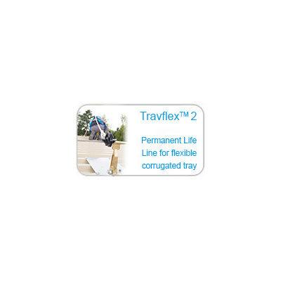 Travflex – Permanent lifeline fro flexible corrugated tray