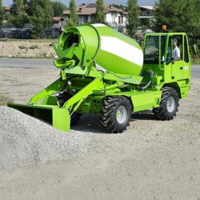 dbm-3500-ev-self-loading-concrete-mixer